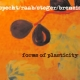 forms of plasticity